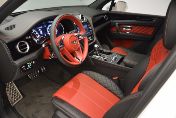 Used 2018 Bentley Bentayga Onyx for sale Call for price at Bugatti of Greenwich in Greenwich CT 06830 18