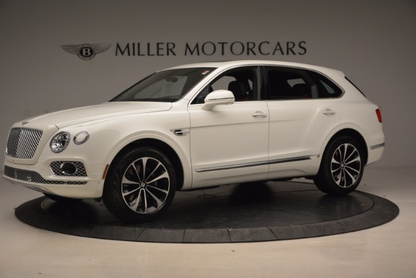 Used 2018 Bentley Bentayga Onyx for sale Call for price at Bugatti of Greenwich in Greenwich CT 06830 2