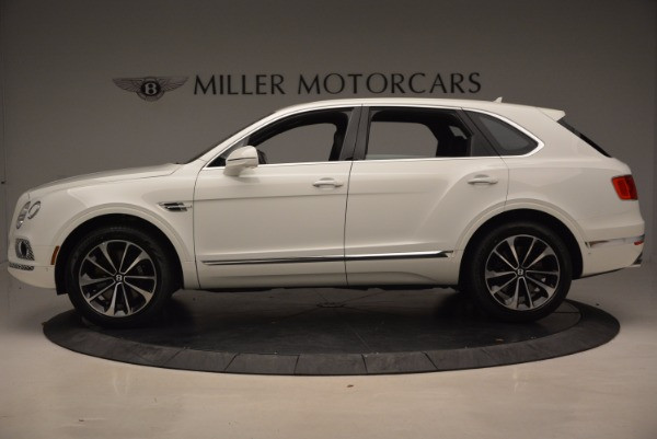 Used 2018 Bentley Bentayga Onyx for sale Call for price at Bugatti of Greenwich in Greenwich CT 06830 3