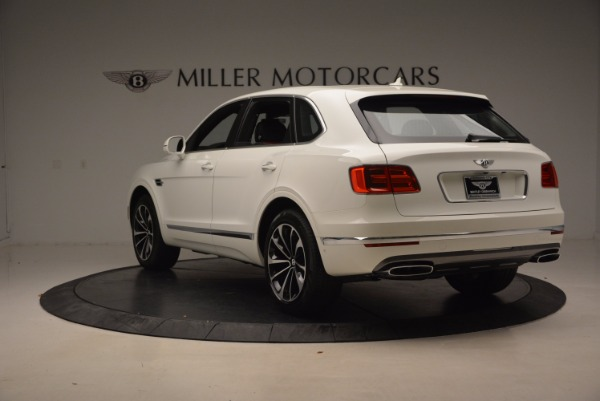 Used 2018 Bentley Bentayga Onyx for sale Call for price at Bugatti of Greenwich in Greenwich CT 06830 5