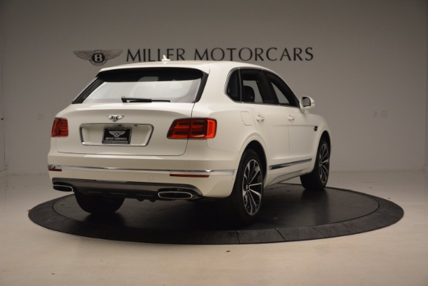 Used 2018 Bentley Bentayga Onyx for sale Call for price at Bugatti of Greenwich in Greenwich CT 06830 7