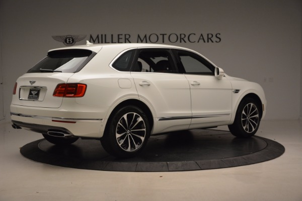Used 2018 Bentley Bentayga Onyx for sale Call for price at Bugatti of Greenwich in Greenwich CT 06830 8