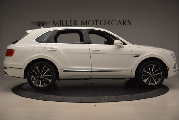Used 2018 Bentley Bentayga Onyx for sale Call for price at Bugatti of Greenwich in Greenwich CT 06830 9