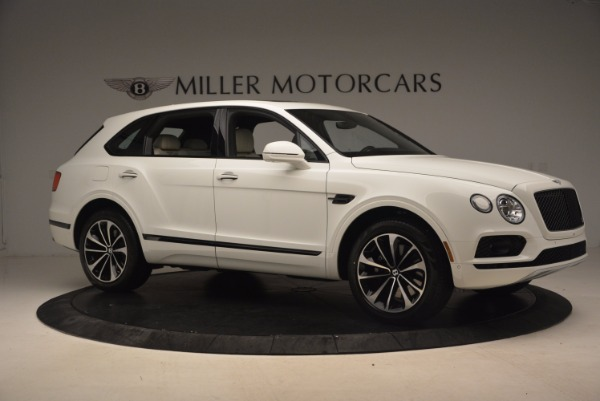 Used 2018 Bentley Bentayga Onyx for sale Sold at Bugatti of Greenwich in Greenwich CT 06830 10