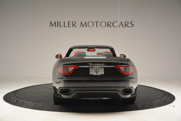 New 2016 Maserati GranTurismo Convertible Sport for sale Sold at Bugatti of Greenwich in Greenwich CT 06830 11
