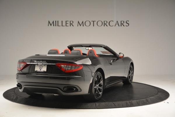 New 2016 Maserati GranTurismo Convertible Sport for sale Sold at Bugatti of Greenwich in Greenwich CT 06830 13