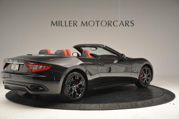New 2016 Maserati GranTurismo Convertible Sport for sale Sold at Bugatti of Greenwich in Greenwich CT 06830 15