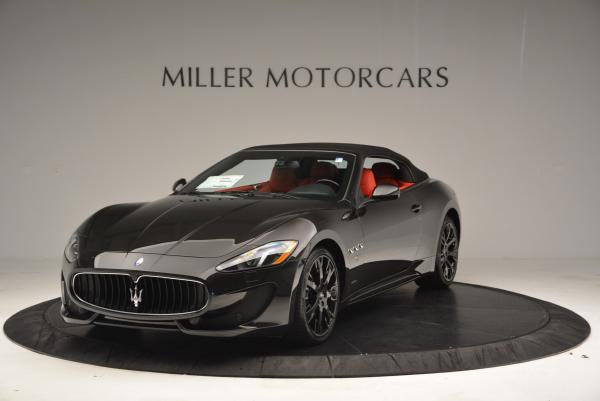 New 2016 Maserati GranTurismo Convertible Sport for sale Sold at Bugatti of Greenwich in Greenwich CT 06830 2