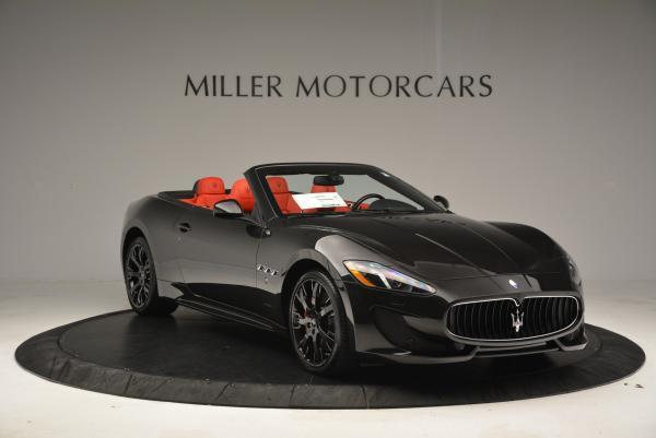 New 2016 Maserati GranTurismo Convertible Sport for sale Sold at Bugatti of Greenwich in Greenwich CT 06830 21