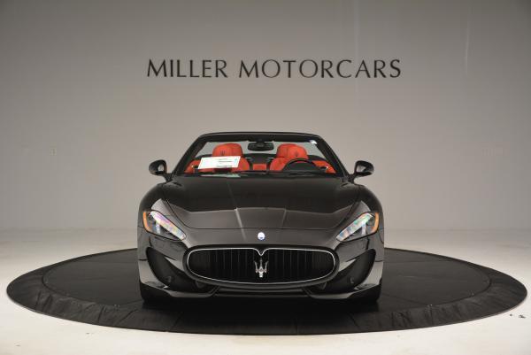 New 2016 Maserati GranTurismo Convertible Sport for sale Sold at Bugatti of Greenwich in Greenwich CT 06830 23