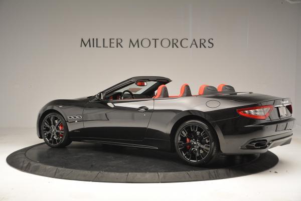 New 2016 Maserati GranTurismo Convertible Sport for sale Sold at Bugatti of Greenwich in Greenwich CT 06830 7