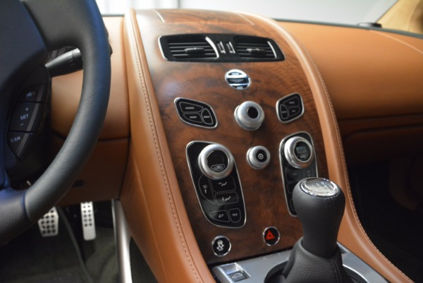 Used 2016 Aston Martin V8 Vantage S Roadster for sale Sold at Bugatti of Greenwich in Greenwich CT 06830 25