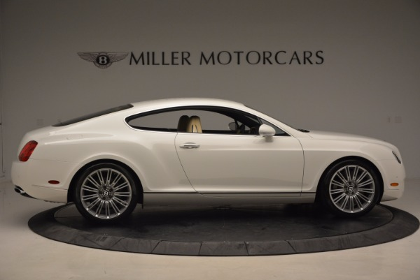 Used 2008 Bentley Continental GT Speed for sale Sold at Bugatti of Greenwich in Greenwich CT 06830 10