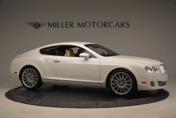 Used 2008 Bentley Continental GT Speed for sale Sold at Bugatti of Greenwich in Greenwich CT 06830 11