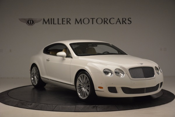 Used 2008 Bentley Continental GT Speed for sale Sold at Bugatti of Greenwich in Greenwich CT 06830 12
