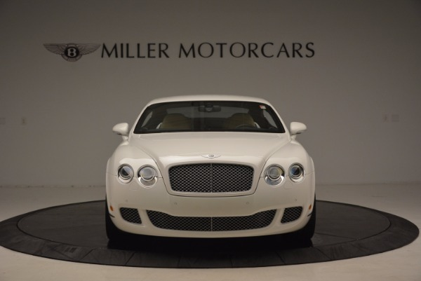 Used 2008 Bentley Continental GT Speed for sale Sold at Bugatti of Greenwich in Greenwich CT 06830 13