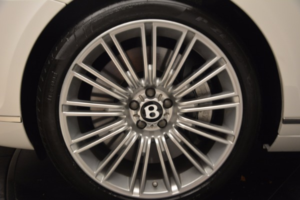 Used 2008 Bentley Continental GT Speed for sale Sold at Bugatti of Greenwich in Greenwich CT 06830 17