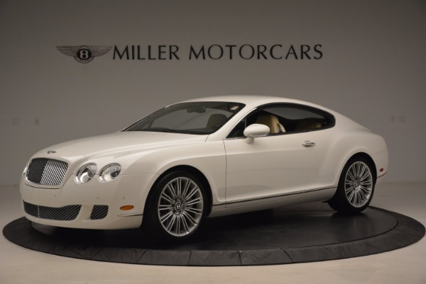 Used 2008 Bentley Continental GT Speed for sale Sold at Bugatti of Greenwich in Greenwich CT 06830 2