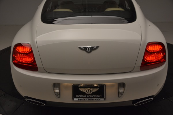 Used 2008 Bentley Continental GT Speed for sale Sold at Bugatti of Greenwich in Greenwich CT 06830 28