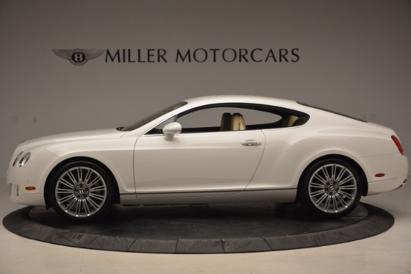 Used 2008 Bentley Continental GT Speed for sale Sold at Bugatti of Greenwich in Greenwich CT 06830 3