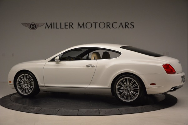 Used 2008 Bentley Continental GT Speed for sale Sold at Bugatti of Greenwich in Greenwich CT 06830 4