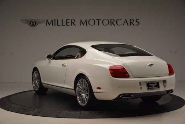 Used 2008 Bentley Continental GT Speed for sale Sold at Bugatti of Greenwich in Greenwich CT 06830 6