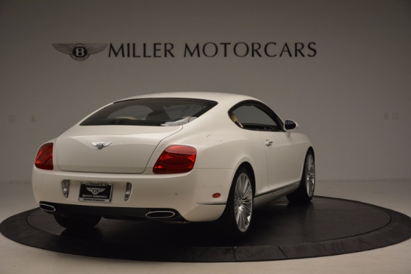 Used 2008 Bentley Continental GT Speed for sale Sold at Bugatti of Greenwich in Greenwich CT 06830 8