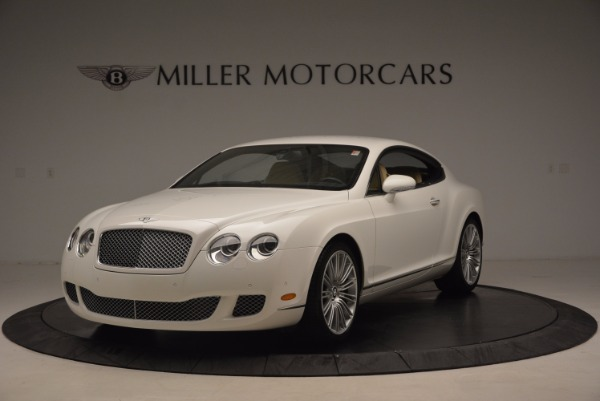 Used 2008 Bentley Continental GT Speed for sale Sold at Bugatti of Greenwich in Greenwich CT 06830 1