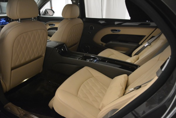 Used 2017 Bentley Mulsanne EWB for sale Sold at Bugatti of Greenwich in Greenwich CT 06830 17