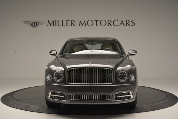 Used 2017 Bentley Mulsanne EWB for sale Sold at Bugatti of Greenwich in Greenwich CT 06830 2