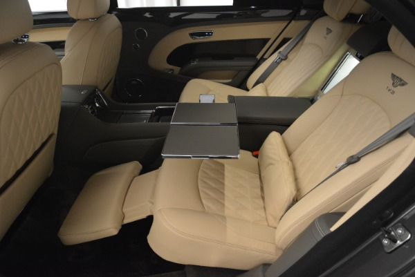Used 2017 Bentley Mulsanne EWB for sale Sold at Bugatti of Greenwich in Greenwich CT 06830 26