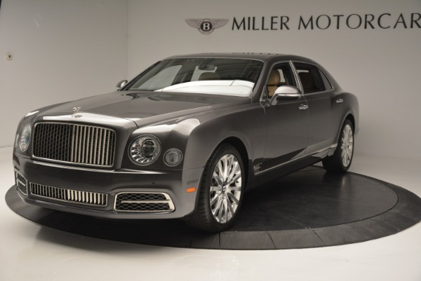 Used 2017 Bentley Mulsanne EWB for sale Sold at Bugatti of Greenwich in Greenwich CT 06830 1