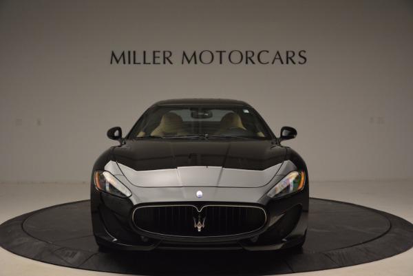 Used 2015 Maserati GranTurismo Sport Coupe for sale Sold at Bugatti of Greenwich in Greenwich CT 06830 12