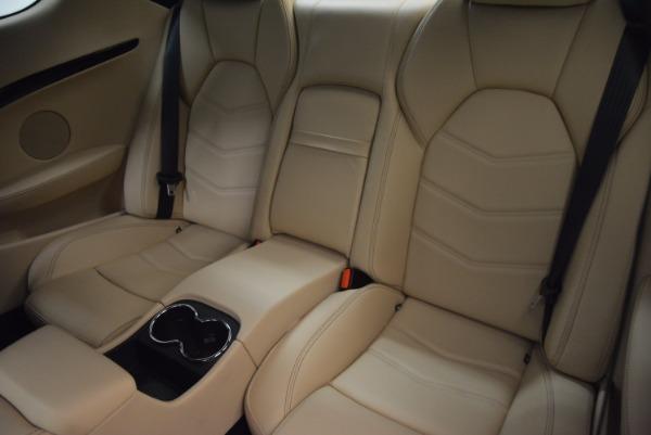 Used 2015 Maserati GranTurismo Sport Coupe for sale Sold at Bugatti of Greenwich in Greenwich CT 06830 16
