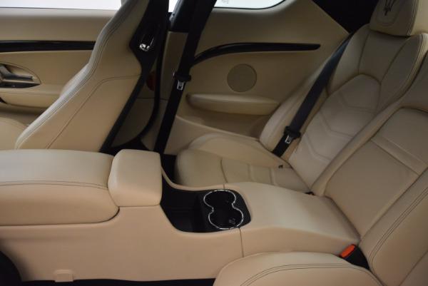 Used 2015 Maserati GranTurismo Sport Coupe for sale Sold at Bugatti of Greenwich in Greenwich CT 06830 17