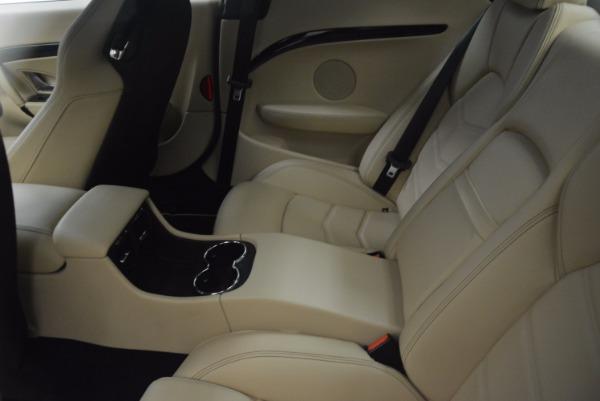 Used 2015 Maserati GranTurismo Sport Coupe for sale Sold at Bugatti of Greenwich in Greenwich CT 06830 19