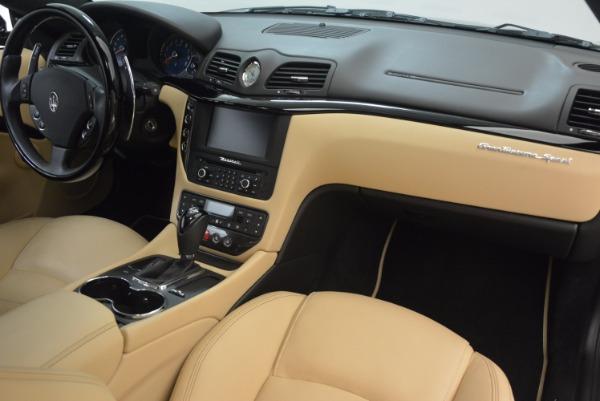 Used 2015 Maserati GranTurismo Sport Coupe for sale Sold at Bugatti of Greenwich in Greenwich CT 06830 22
