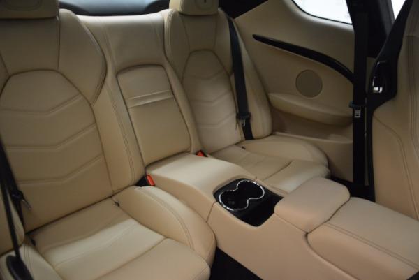 Used 2015 Maserati GranTurismo Sport Coupe for sale Sold at Bugatti of Greenwich in Greenwich CT 06830 25