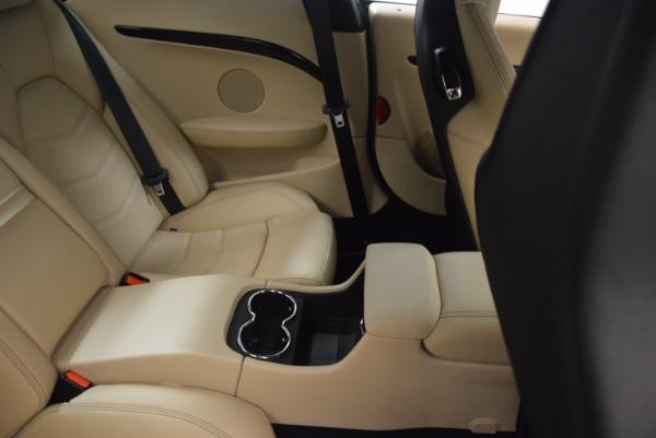 Used 2015 Maserati GranTurismo Sport Coupe for sale Sold at Bugatti of Greenwich in Greenwich CT 06830 26
