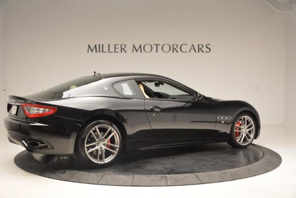Used 2015 Maserati GranTurismo Sport Coupe for sale Sold at Bugatti of Greenwich in Greenwich CT 06830 8