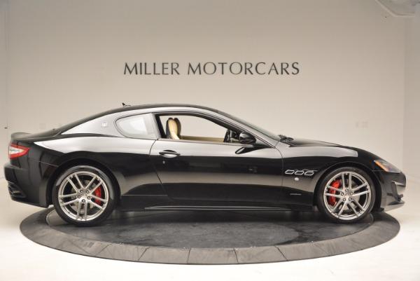 Used 2015 Maserati GranTurismo Sport Coupe for sale Sold at Bugatti of Greenwich in Greenwich CT 06830 9