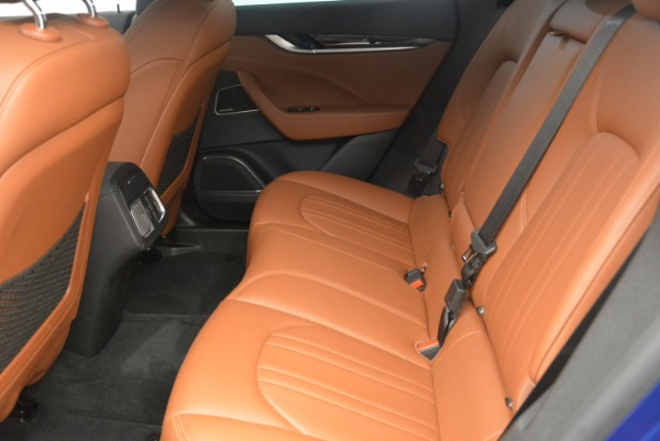 New 2018 Maserati Levante Q4 for sale Sold at Bugatti of Greenwich in Greenwich CT 06830 21