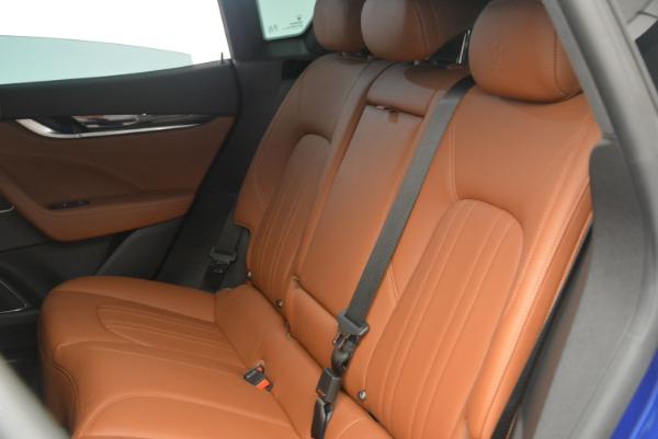 New 2018 Maserati Levante Q4 for sale Sold at Bugatti of Greenwich in Greenwich CT 06830 22