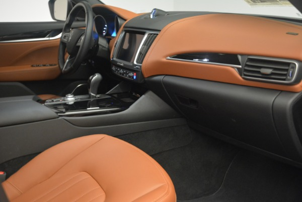 New 2018 Maserati Levante Q4 for sale Sold at Bugatti of Greenwich in Greenwich CT 06830 25