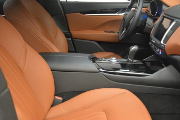 New 2018 Maserati Levante Q4 for sale Sold at Bugatti of Greenwich in Greenwich CT 06830 26