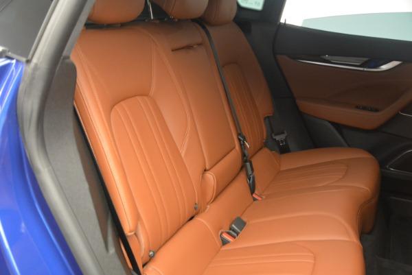 New 2018 Maserati Levante Q4 for sale Sold at Bugatti of Greenwich in Greenwich CT 06830 28