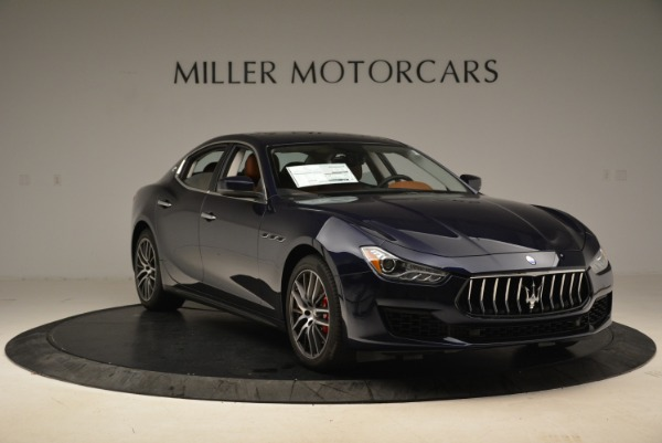 New 2018 Maserati Ghibli S Q4 for sale Sold at Bugatti of Greenwich in Greenwich CT 06830 11