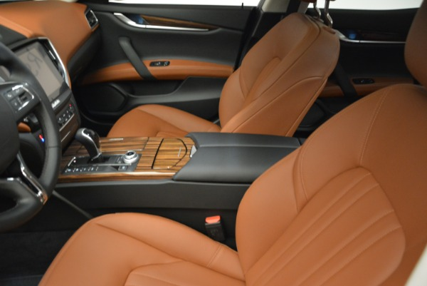 New 2018 Maserati Ghibli S Q4 for sale Sold at Bugatti of Greenwich in Greenwich CT 06830 14