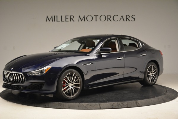 New 2018 Maserati Ghibli S Q4 for sale Sold at Bugatti of Greenwich in Greenwich CT 06830 2
