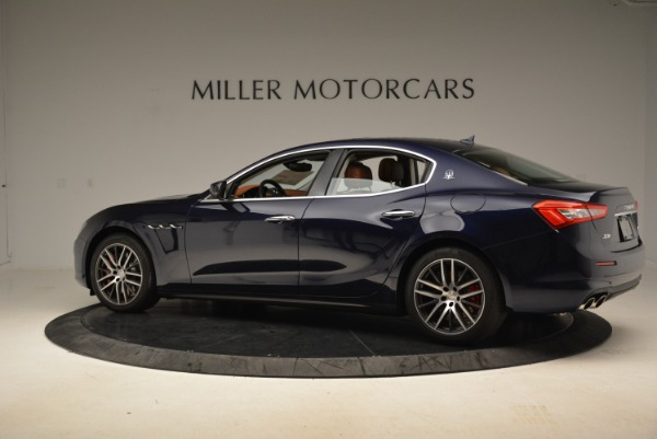 New 2018 Maserati Ghibli S Q4 for sale Sold at Bugatti of Greenwich in Greenwich CT 06830 4